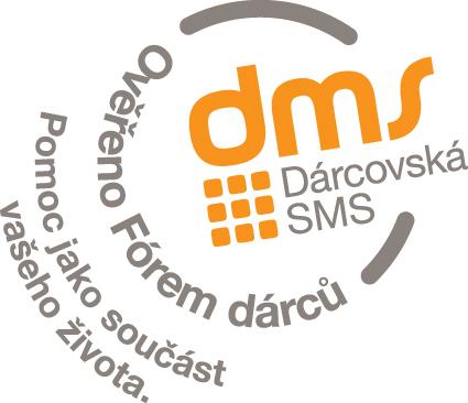 Logo dárcovská SMS
